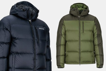The End of Winter Means One Thing: Discounted Marmot Down Jackets