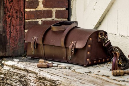 Old-School Duffels and Bags That Recall a Simpler, More Rugged America