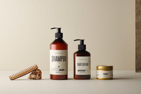 Finally, a Guy-Friendly Soap Collection That Won't Leave You High and Dry