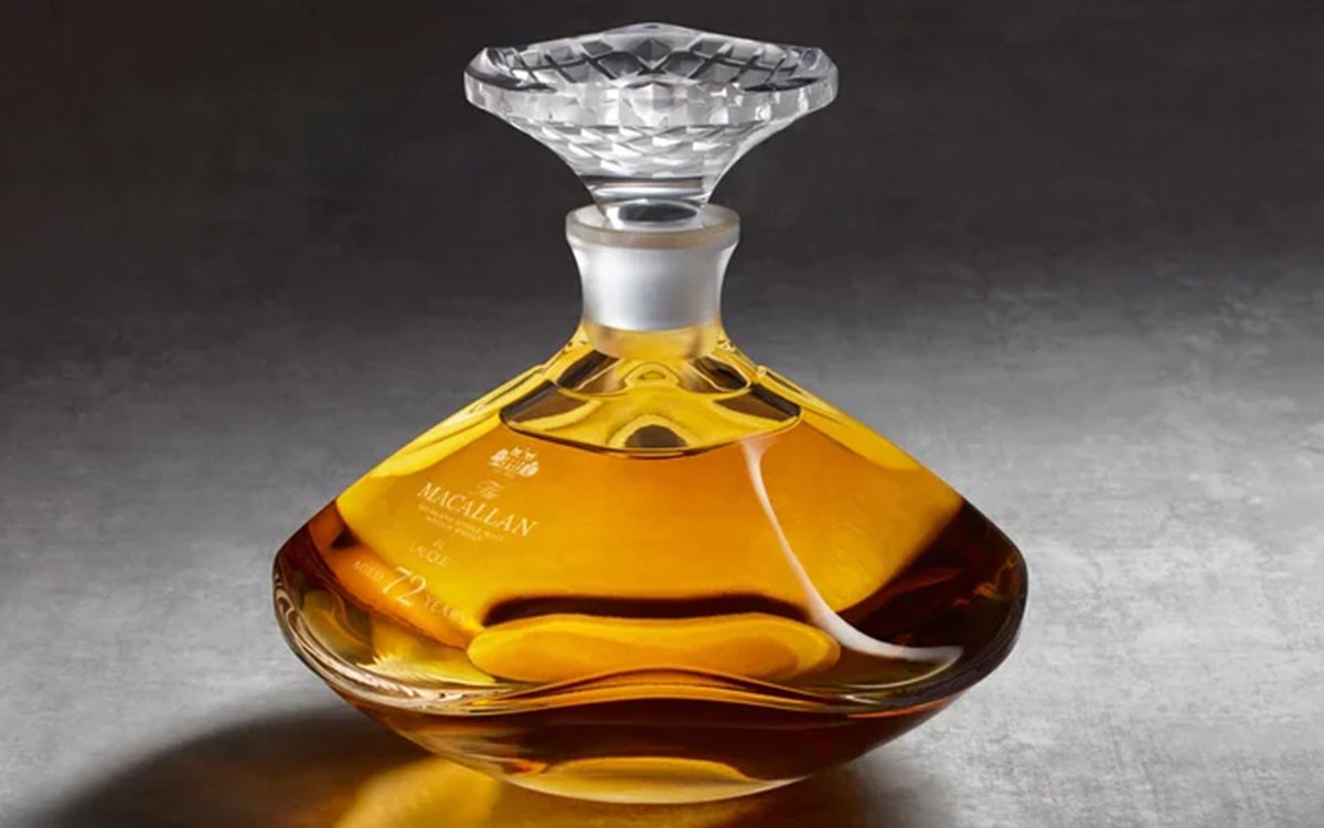Macallan Genesis Decanter