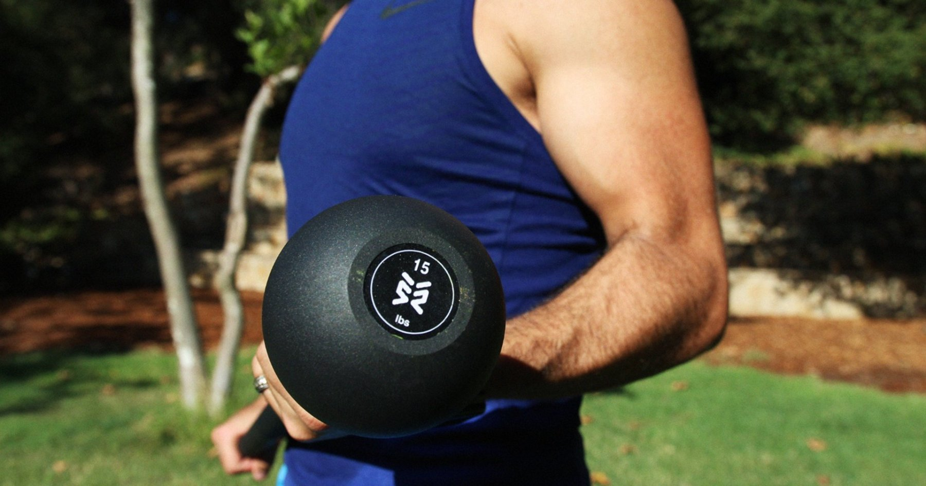 The Layman's Guide to Working Out With a Freaking Mace