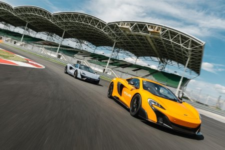 McLaren Now Offering World's Greatest Driver's Ed Program