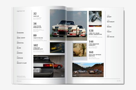 New Porsche 'Zine Is the Next Best Thing to Owning One