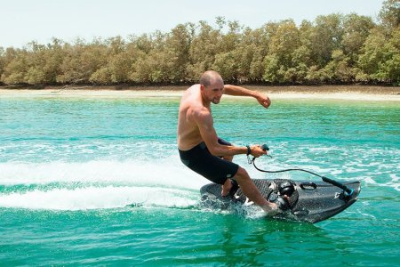 Of Course You Want to Ride Something Called a 'Slingshot Jetboard'