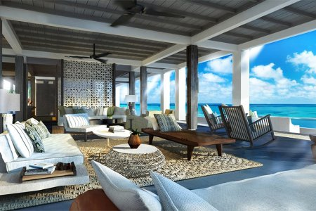 The Four Seasons $45k/Night Private Island Will See You Now