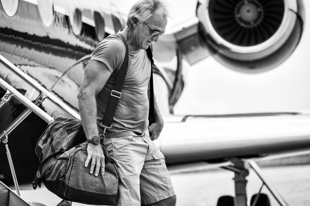 Around the World With … Greg Norman