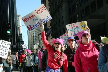 A Women's Marcher's Guide to Political Engagement