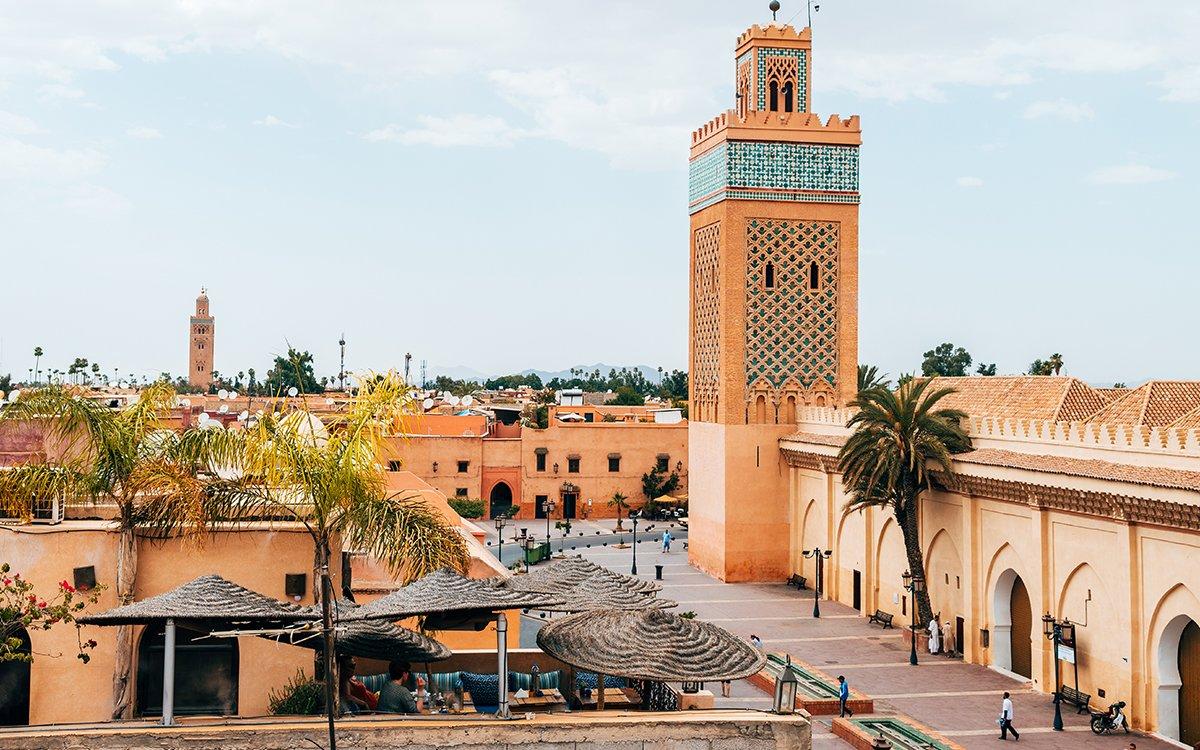 Power Trip: Marrakesh