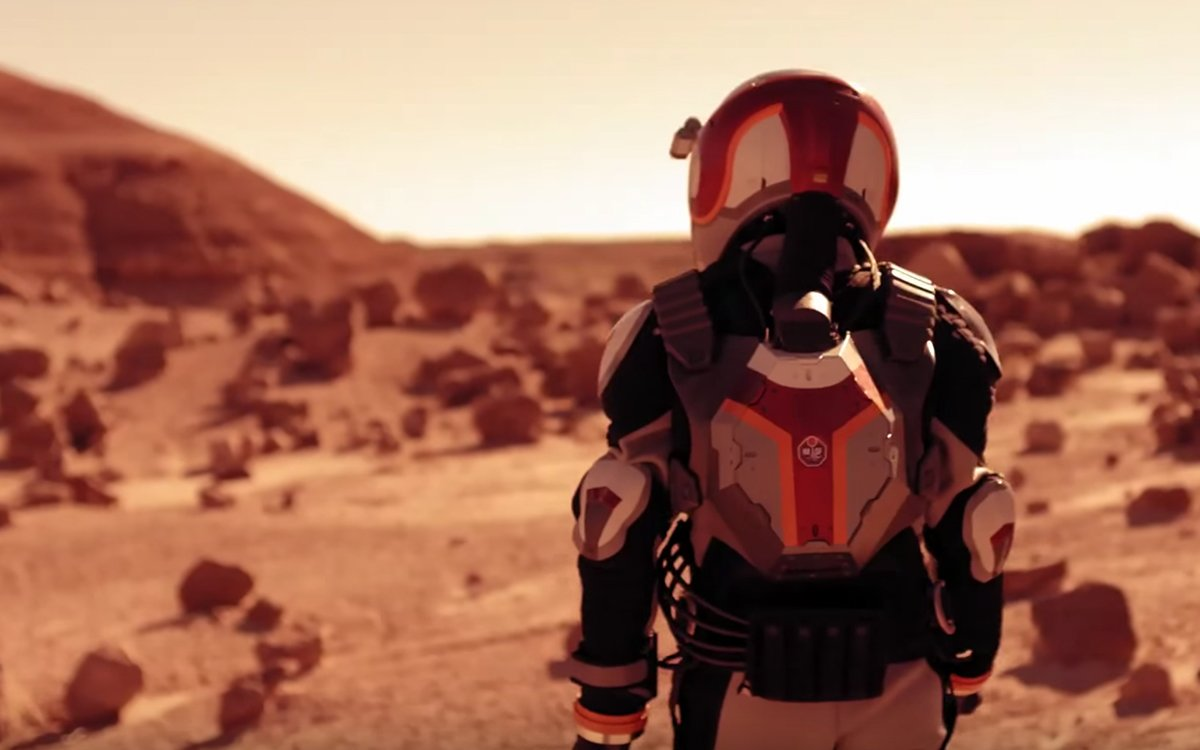 Nat Geo Has a 360-Degree Tour of Mars Right Here, Right Now
