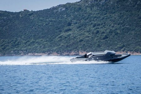 We Won't Ask Why You Need an Armored Yacht. But Here It Is.