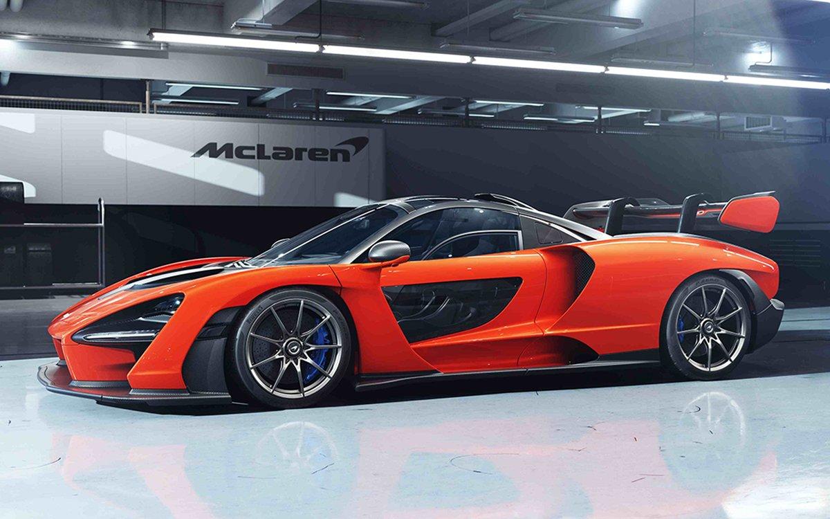 The New McLaren Has Freakin' Portholes Cut Into Its Doors
