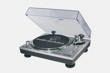 The Hands-Down Best Beginner's Turntable is Currently $100 Off