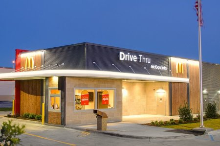 McDonald's Finally Has a Walk-Thru Window, All Ye Late-Night Nomads