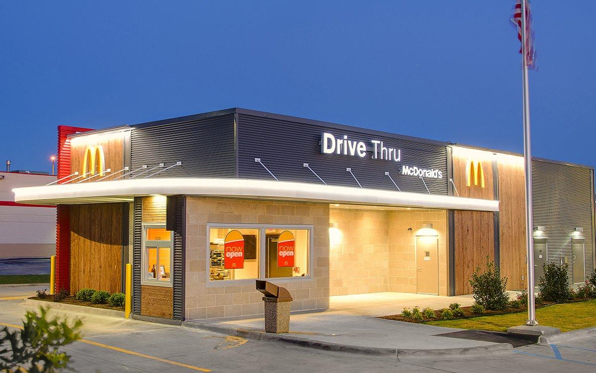 McDonald's Finally Has a Walk-Thru Window, All Ye Late-Night Nomads
