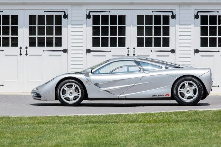 America's Very First McLaren F1 Is a Free Agent