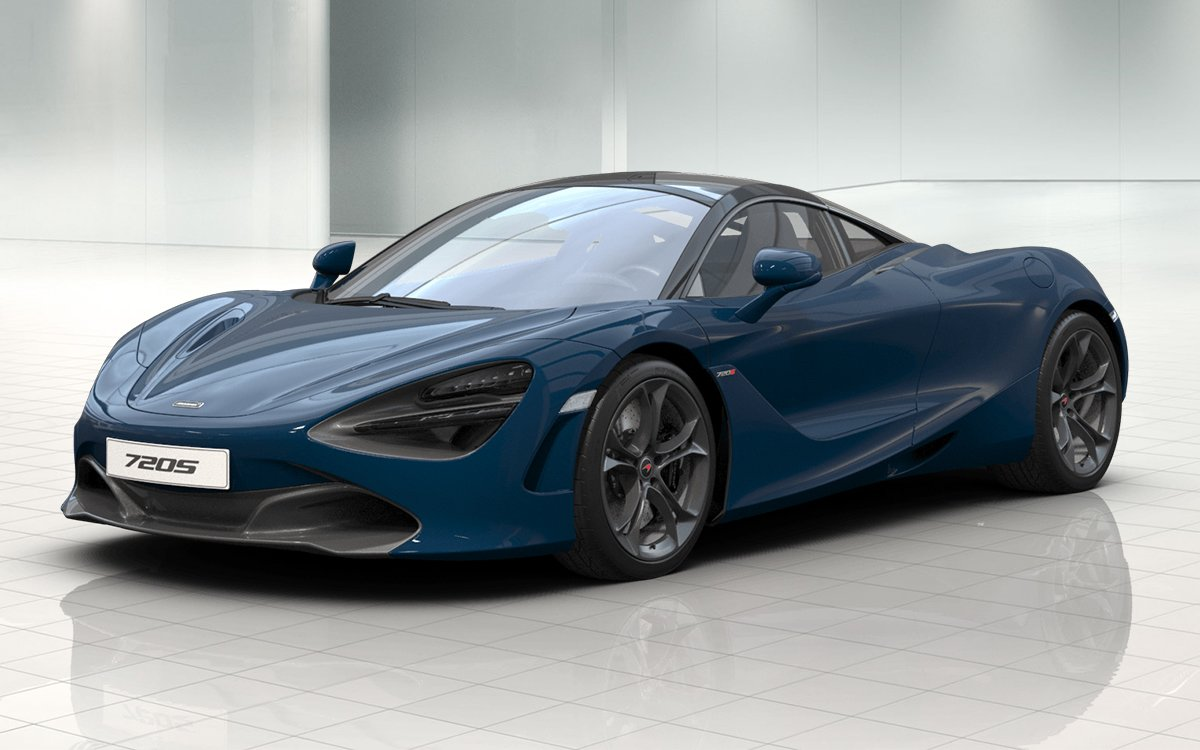 There S Nothing Stopping You From Designing Your Own Mclaren Supercar