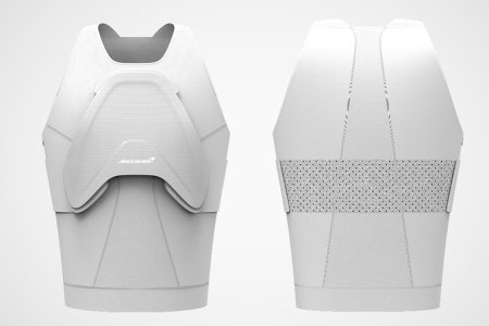 McLaren Just Built a Real-Life Ironman Suit for Civilian Use