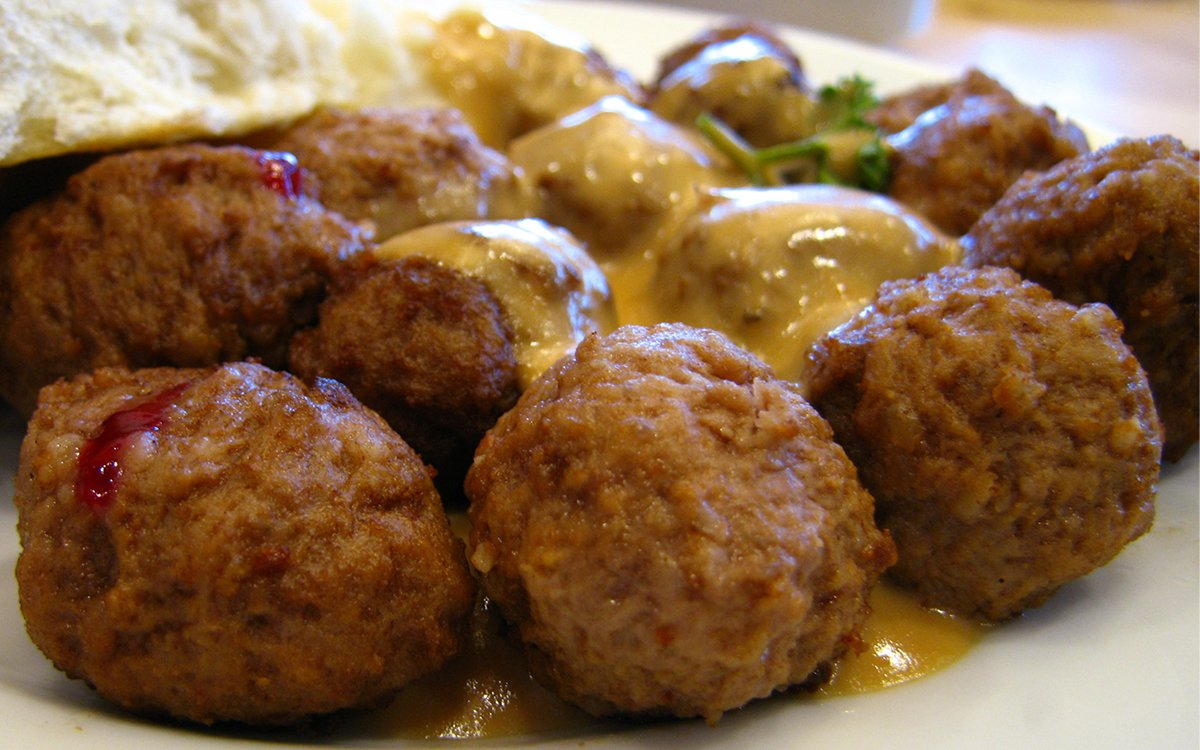 IKEA's Swedish Meatball Roadshow Is Coming to a City Near You