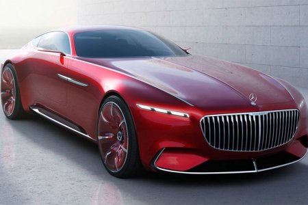 Is Mercedes Making a 20-foot Maybach?