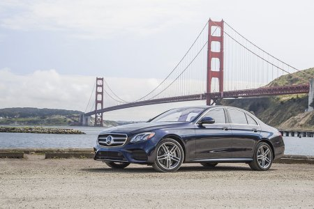 Mercedes Is Working on a Secret Parking Spot Society