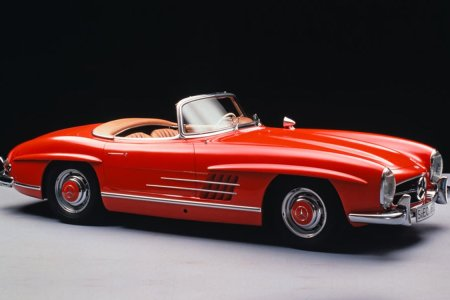 This Iconic Mercedes Convertible Just Turned 60, But Looks Like It Hasn't Aged a Day