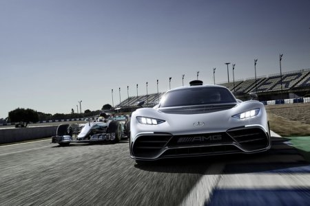 The 1,000-HP Mercedes Hypercar Is Here, Real, Spectacular