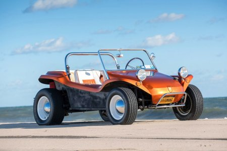 What Your Summer Is Missing Is an Original Meyers Manx Dune Buggy