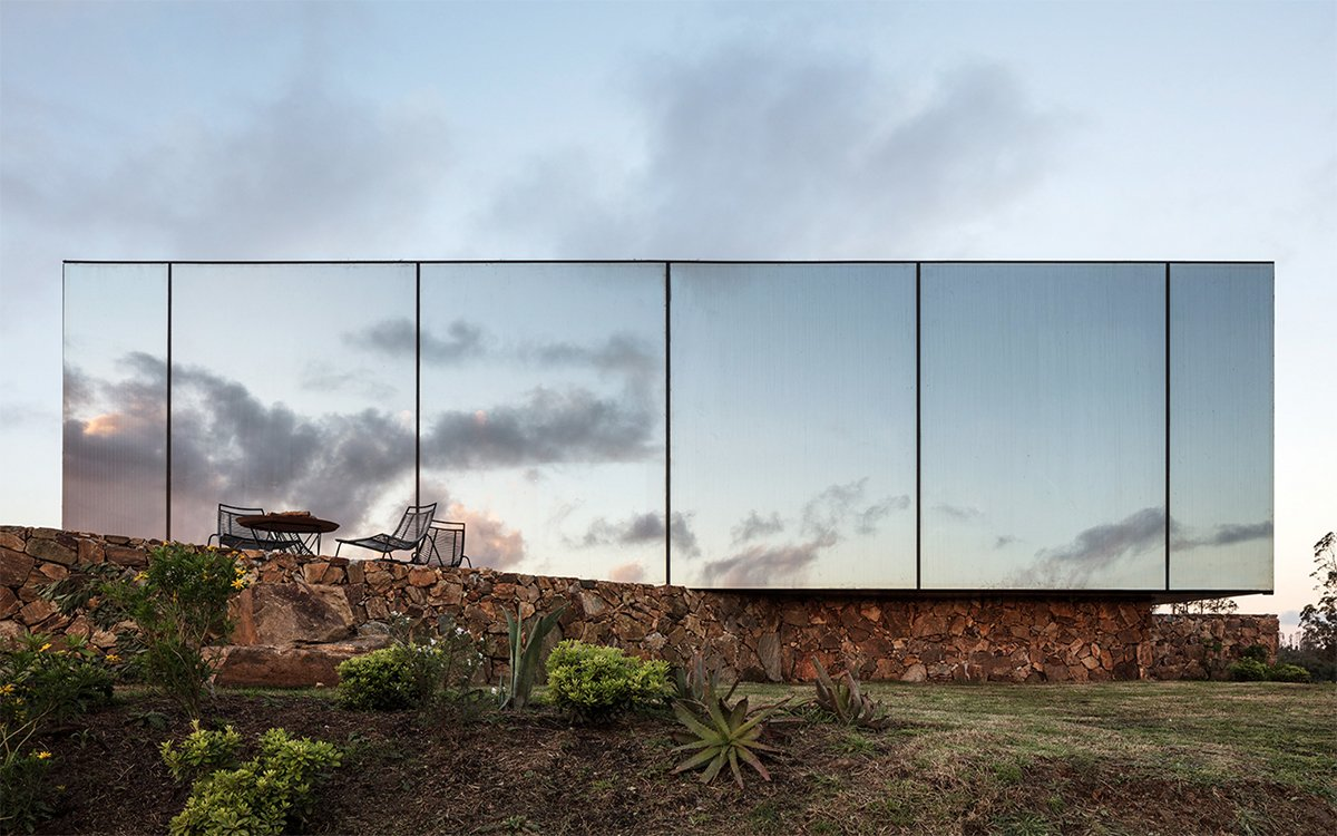 A Lot of Birds Will Meet Their Maker at Uruguay's New Hidden Hotel