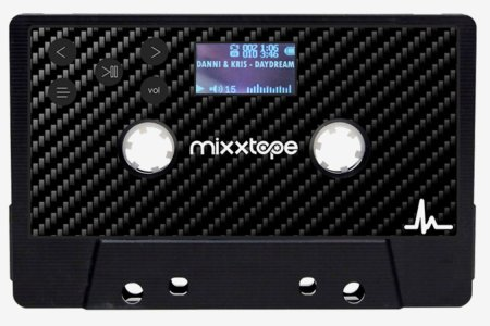 You Can Throw Your Entire Music Library on This Cassette Tape