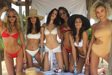 Why Every Model You Follow on Instagram Is in the Bahamas Right Now