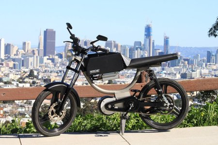 You'll Either Love This E-Bike, or You'll Love It