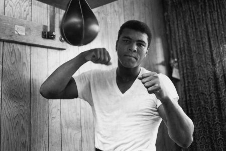 Under the Influence: Muhammad Ali