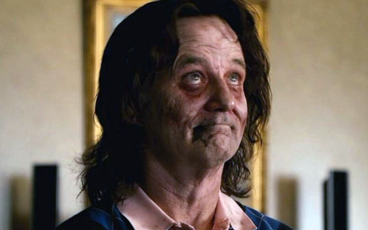 Bill Murray zombie