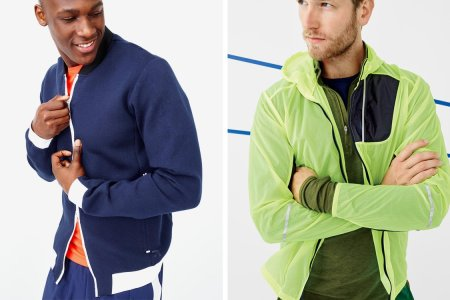 J.Crew Has Finally Come Around to Activewear