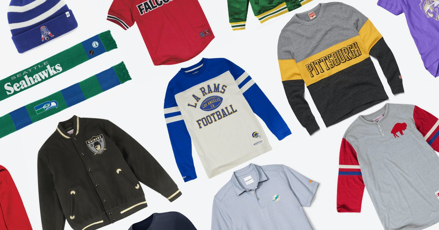 d8ef5b08 The Best Gameday Duds for All 32 NFL Teams - InsideHook
