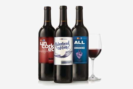 NPR's New Wine Club Is All About Informed Liberal Pours
