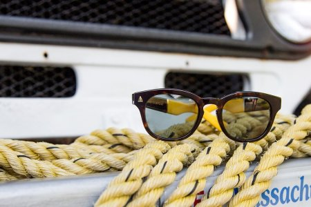 Millions of Tons of Ocean Plastic Are Being Made Into Sunglasses