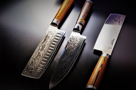 The Hybrid German/Japanese Knives Every Gentlechef Needs