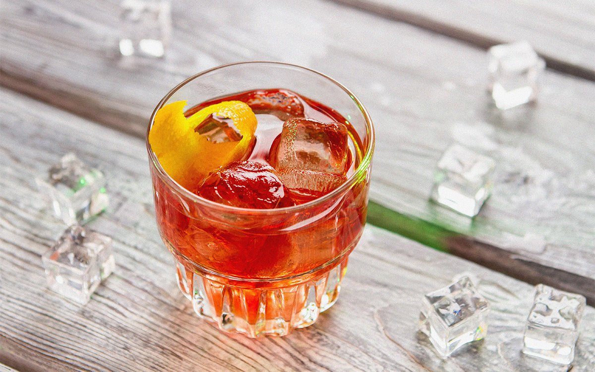 If You're Not Drinking Negronis This Summer I Might Have to Kick Your Ass