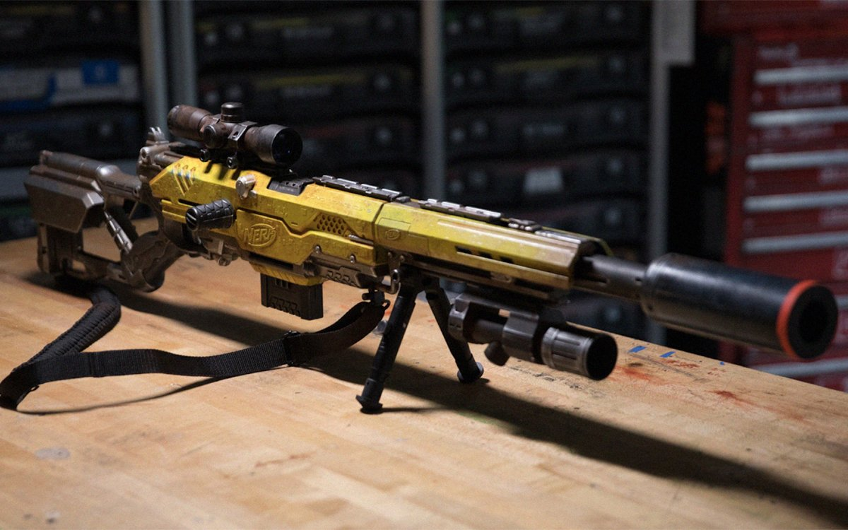 The Best Nerf Guns for Custom Painting and Modding - Tested  |Nerf Guns Awesome Looking