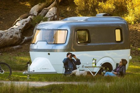 Airstream's Pint-Sized Nest Is Finally Ready to Leave the Roost