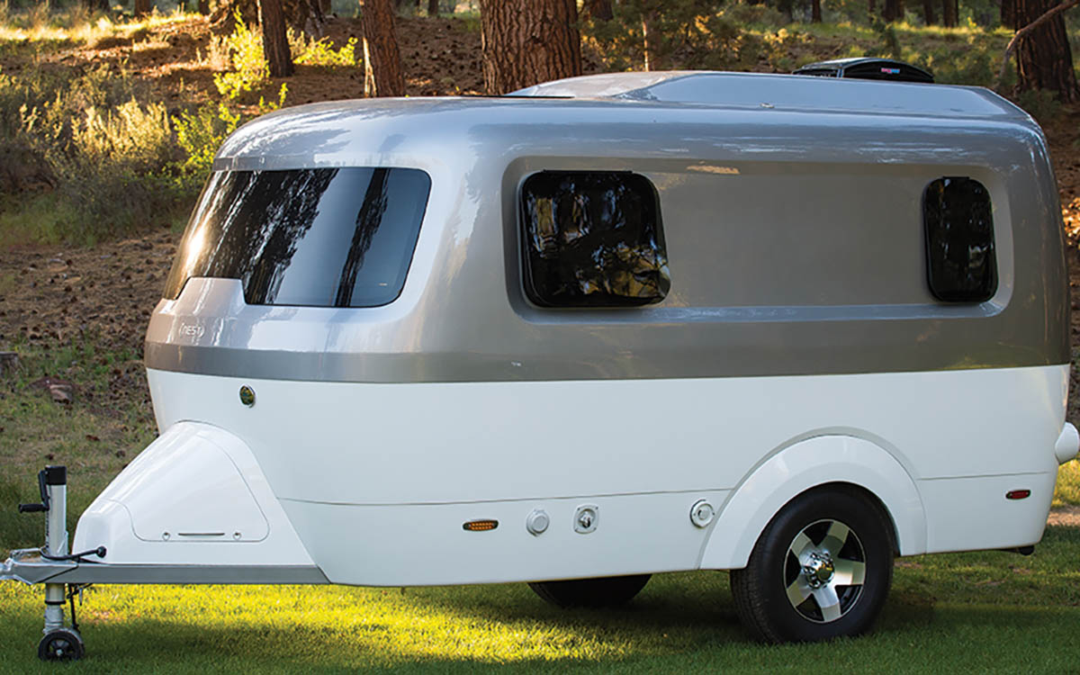 Little Baby Airstream Is Here to Make Summer Road Trips More Adorable