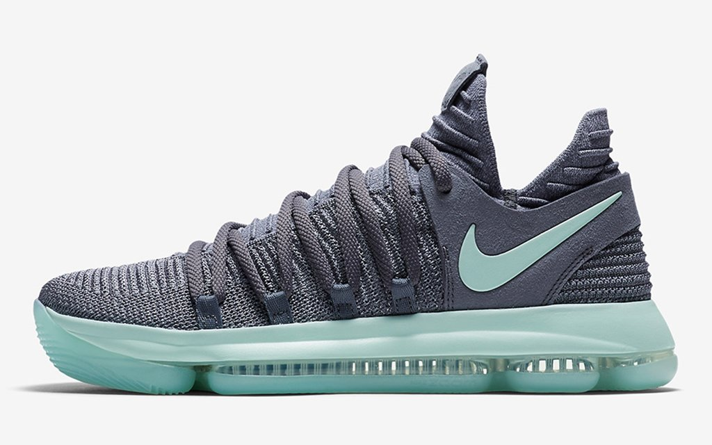 cc0a62e01056 Kevin Durant s Nike KD 10 Igloo Sneakers Drop July 14th - InsideHook