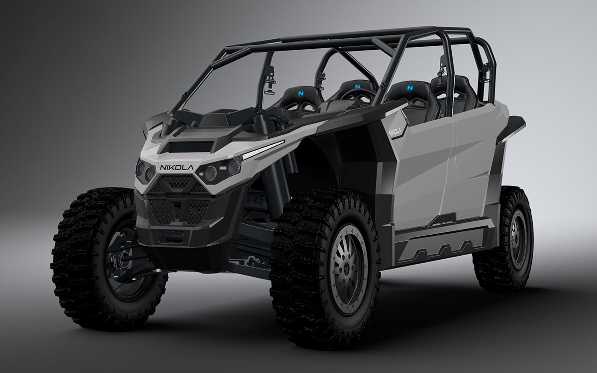 This All-Electric Off-Roader Packs More Torque Than a Tank