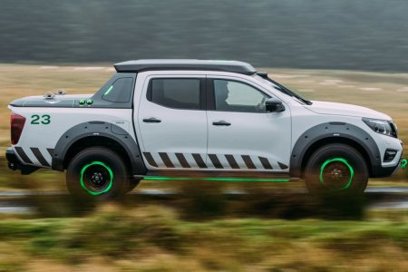 New Nissan Pickup Comes With Its Own Tracker Drone