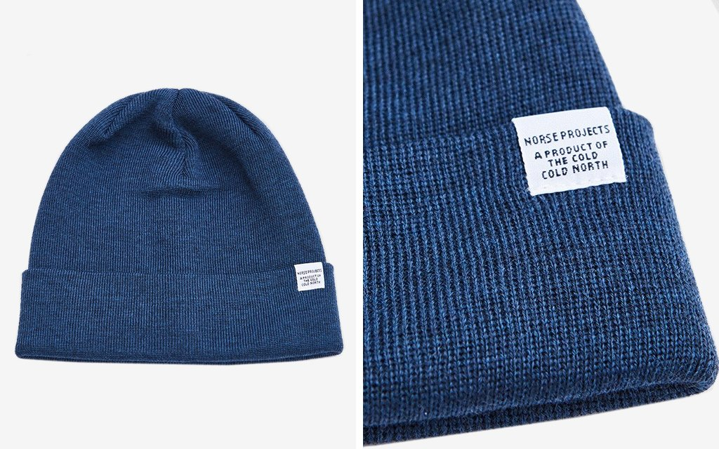fb841744753 $70 | Outerknown Layover Beanie A slouchier number knitted from a soft  blend of organic cotton and baby alpaca. BUY IT HERE. $75 | Norse Projects  ...