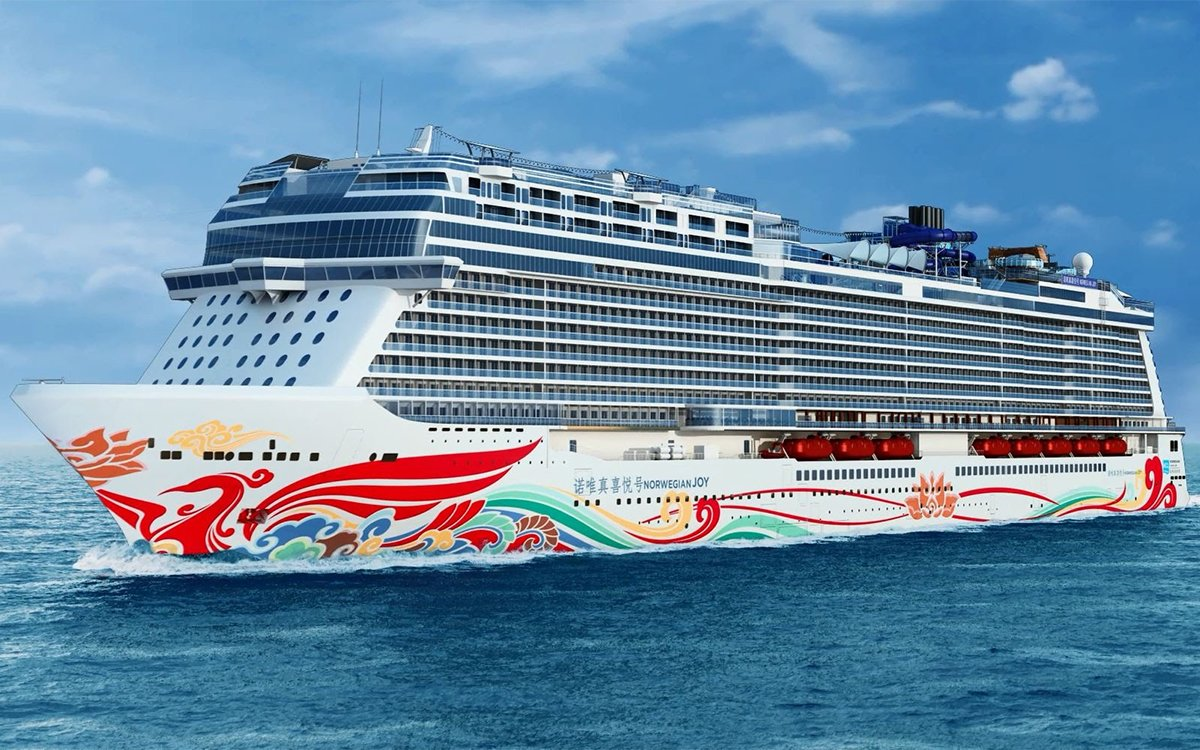 Is There Room on This Cruise Ship for a Race Track? Ferrari Says Yes.
