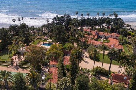 Richard Nixon's Orange County Hacienda Is Up for Sale