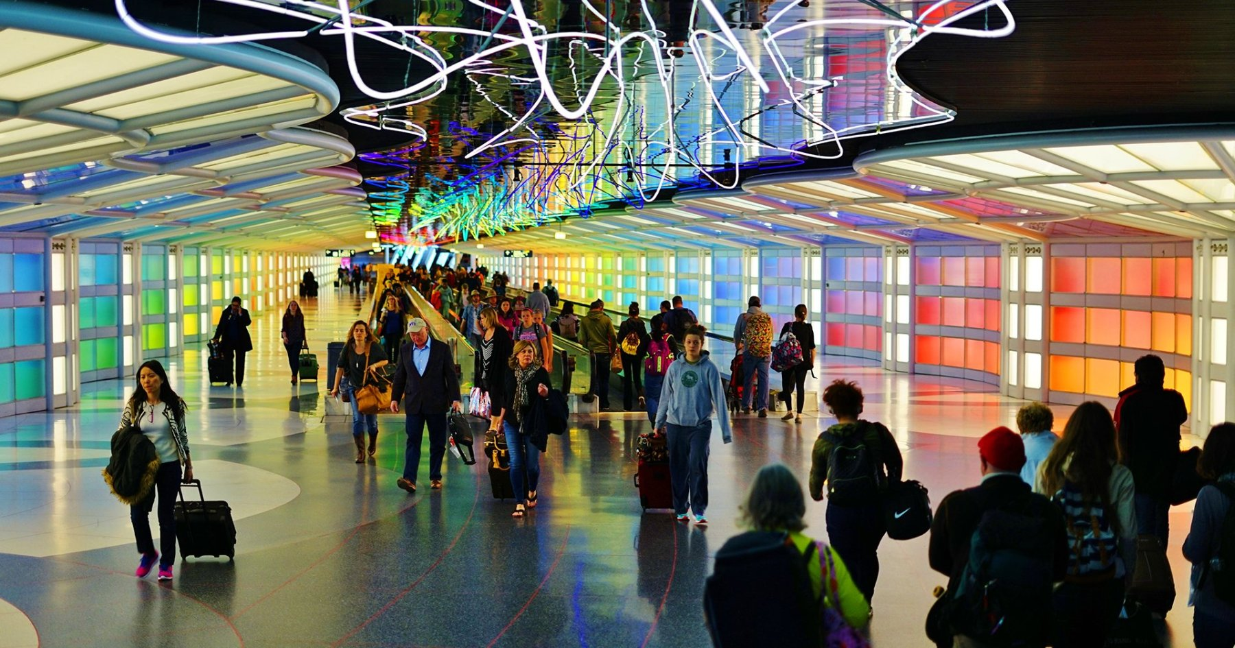 Nine Ways to Make O'Hare Suck Less