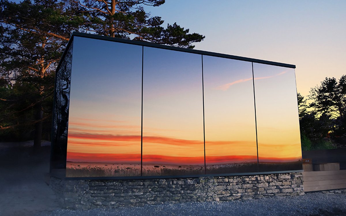 Meet ÖÖD, the Glass Cabin That Comes in a Box